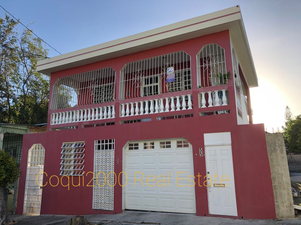 Calle Bertoli #55 Ponce PR $95,000