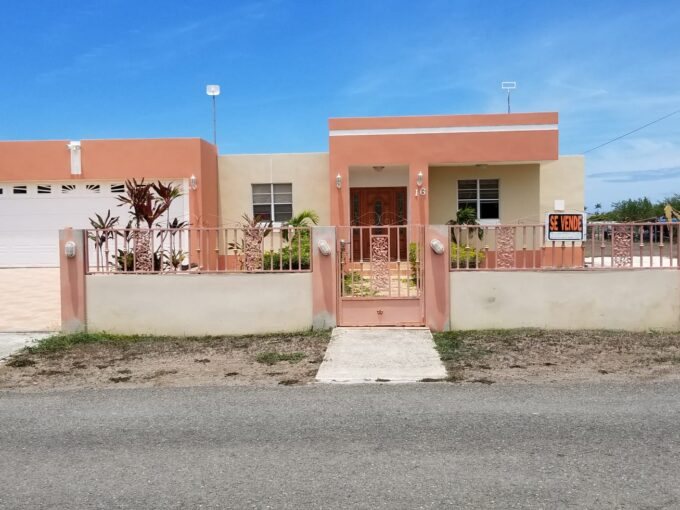 Paso Seco(Sector Obdulia) Santa Isabel PR